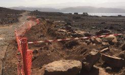 El Cabildo plantará más de 400 ejemplares de tabaibas, magarza y salados en el Paisaje Protegido de La Isleta de El Confital