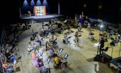 La Banda Sinfónica Municipal lleva «Alegría» al festival TEMUDAS en el parque Santa Catalina