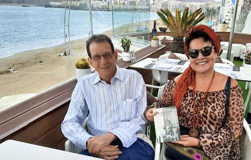 Recuerdos de la Playa Chica en la nueva novela de Emilio González Déniz