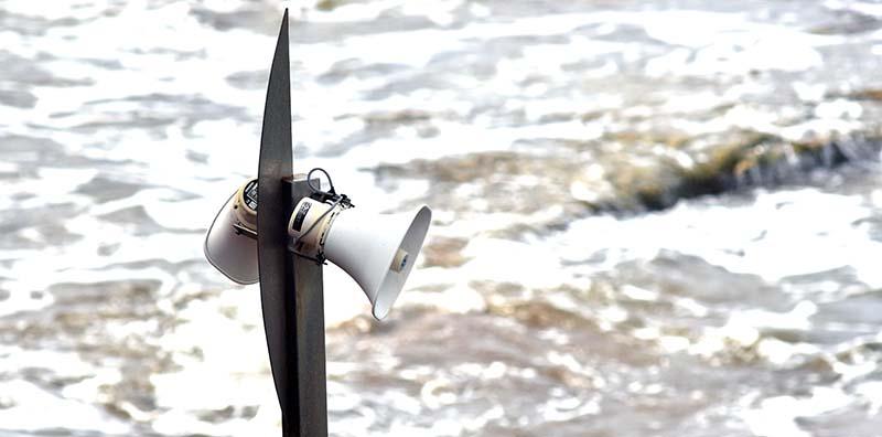 Las Canteras sin mensajes de megafonía por la deuda del Ayuntamiento con Endesa