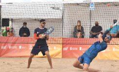 Antomi Ramos/ Michele Cappelletti y Omayra Farias/ Eva Fernández se han proclamado ganadores del ITF Beachtennis Gran Canaria, este 31 de diciembre en Las Canteras
