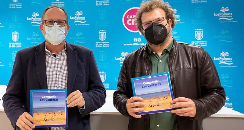 Ciudad de Mar se suma a las celebraciones de la Navidad con 'Compartir Las Canteras'