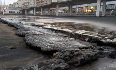 Los peligros, ahora al descubierto, cuando la Cicer pierde arena