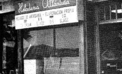 En recuerdo de la heladería Atlántida