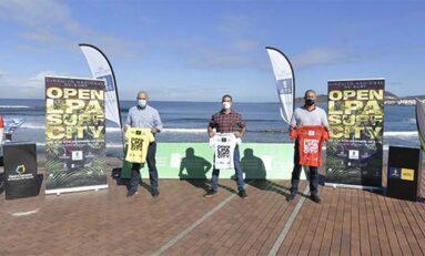 Las Canteras acoge del 5 al 8 de diciembre el OPEN LPA SURF CITY que coronará a los campeones nacionales de FESurfing y la Liga Iberdrola 2020