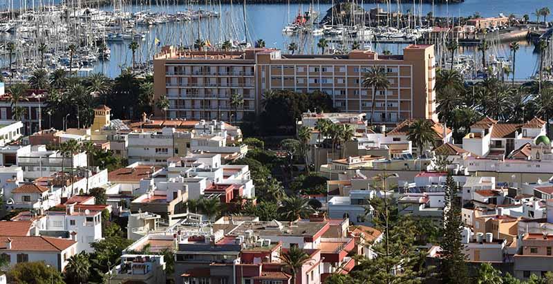 Las Palmas de Gran Canaria, una ciudad «vibrante, cosmopolita y atlántica» en el National Geographic