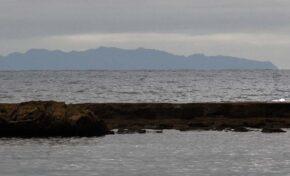 La Barra Grande y la punta de Anaga