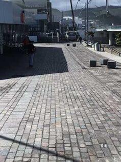 Este martes se inaugura en Las Canteras la plaza de Agatha Christie