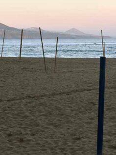 Ciudad de Mar clausura la zona deportiva del Cristina
