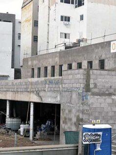 El Ayuntamiento prevé finalizar a finales de verano las obras de la nueva biblioteca Josefina de la Torre