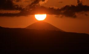 El sol busca el verano