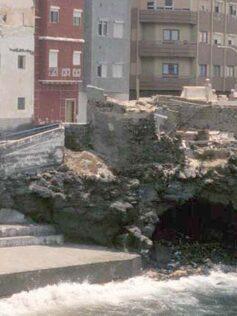La desaparecida cueva de Los Nidillos
