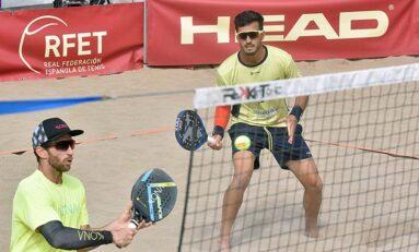 Antomi Ramos / Gerard Rodríguez y Omayra Farías/ Eva Fernández, campeones de España de Tenis Playa 2021 en Las Canteras