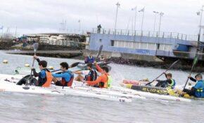 Copa Canarias de Surfski este sábado 15 de mayo en aguas de Las Canteras