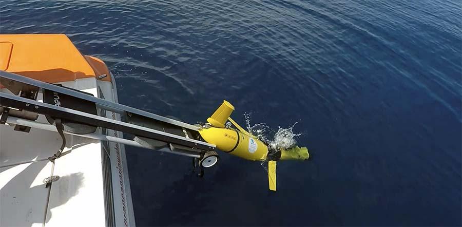 Vídeo. Primeras pruebas de mar del proyecto MacPAM (Programa CanBIO) para monitorizar el ruido y presencia de cetáceos