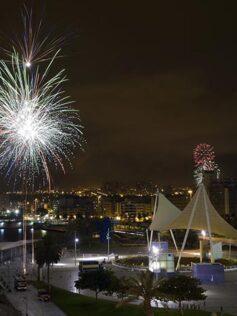 150 kilos de basura y sin incidentes: así transcurrió la Noche de San Juan en Las Palmas de Gran Canaria