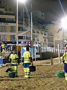 El Ayuntamiento diseña un operativo especial de vigilancia y limpieza para la noche de San Juan