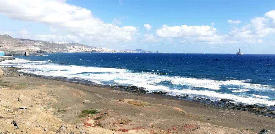 Tres playas de Las Palmas de Gran Canaria tendrán zona nudista
