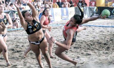 Cinco selecciones nacionales participarán los días 18, 19 y 20 de junio en el II Torneo Internacional de Balonmano Playa