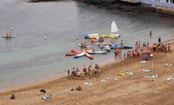 Las Canteras activa nuevas medidas frente a la COVID-19 tras el paso de la isla a nivel 3