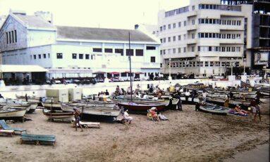 1966: el desaparecido Teatro Cine Hermanos Millares
