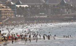 Restricciones en las playas y litoral por el nivel 3 Covid