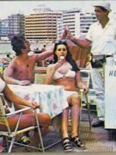 Años ochenta: los helados Kalise