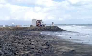 Las dos universidades canarias estudian los temporales marinos en las costas turísticas de Canarias