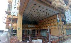 El antiguo Exe Las Canteras a punto de convertirse en un problema urbanístico en primera línea de Las Canteras