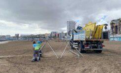 Ciudad de Mar guarda las torres de vigilancia de Las Alcaravaneras y La Laja hasta la próxima Semana Santa